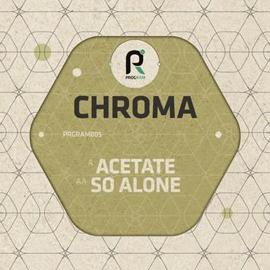 Acetate / So Alone artwork