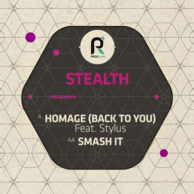 Homage (Back To You) Feat. Stylus / Smash It artwork