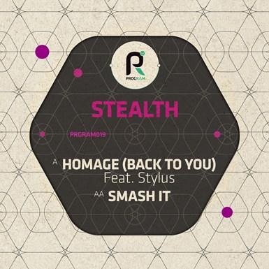 Homage (Back To You) Feat. Stylus / Smash It artwork