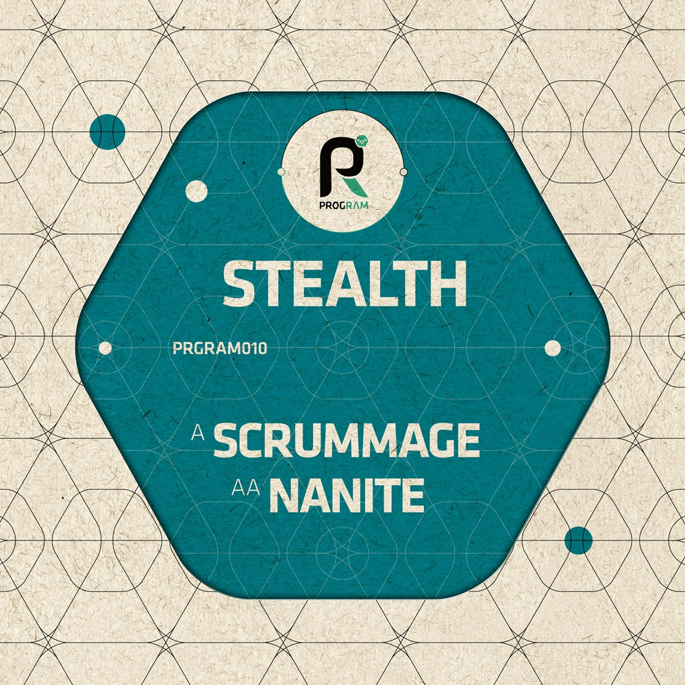 Scrummage / Nanite artwork