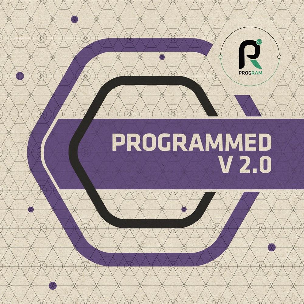 Programmed V2.0 artwork