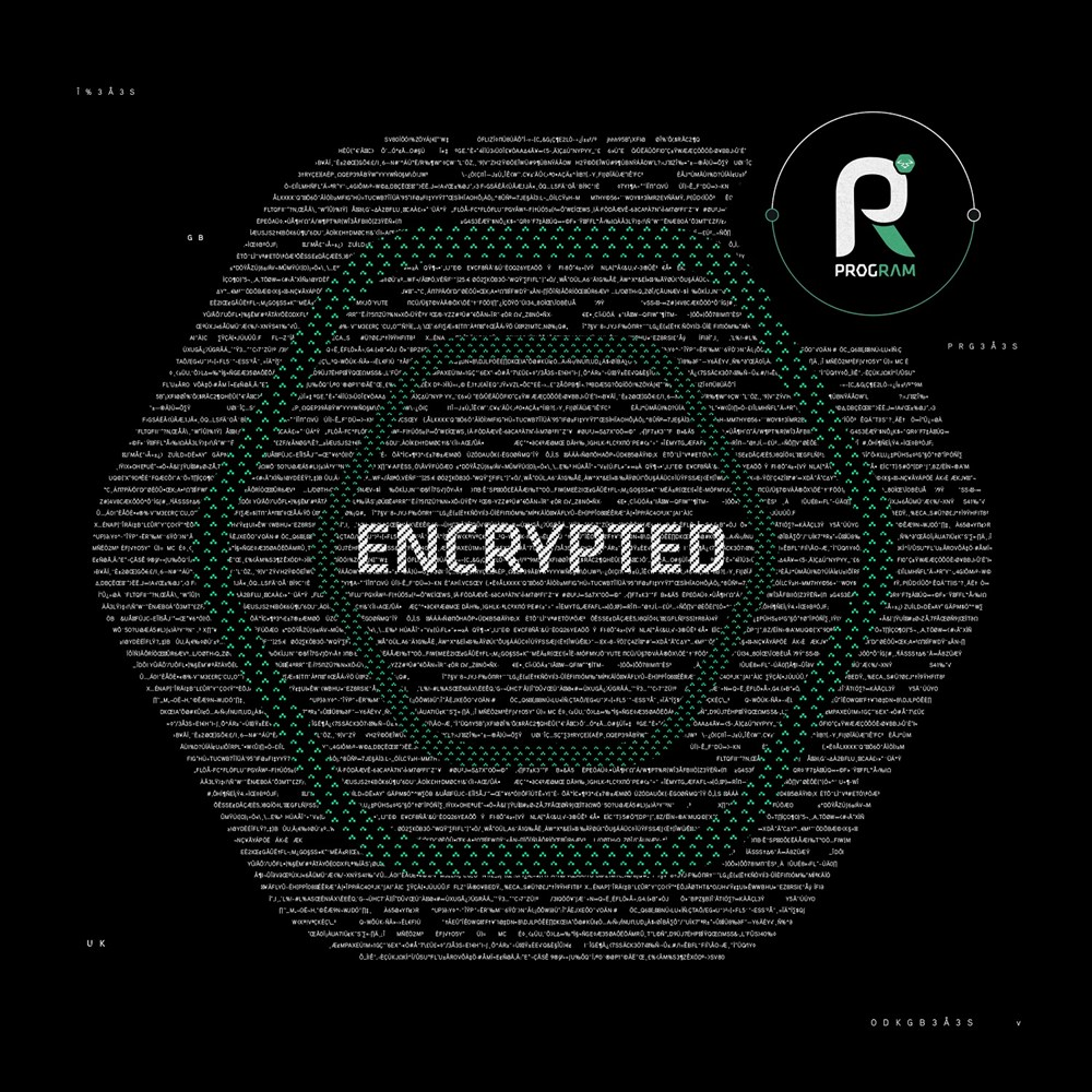 Encrypted Drum & Bass artwork