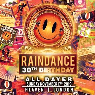 Raindance 30th Birthday