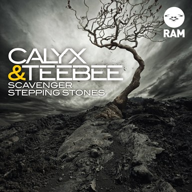 Scavenger / Stepping Stones artwork