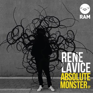 Absolute Monster EP artwork