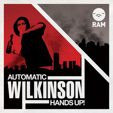 Automatic / Hands Up! artwork