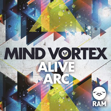 Alive / Arc artwork
