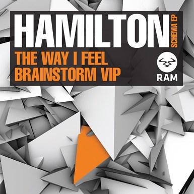 The Way I Feel / Brainstorm VIP artwork