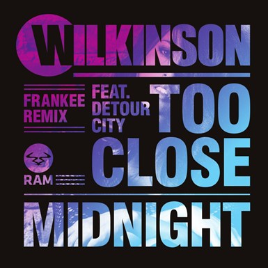 Too Close Feat. Detour City (Frankee Remix) / Midnight artwork
