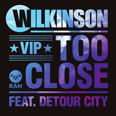 Too Close Feat. Detour City / Too Close VIP artwork