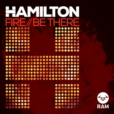 Fire / Be There artwork