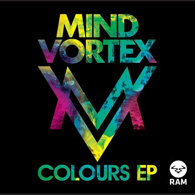 Colours EP artwork