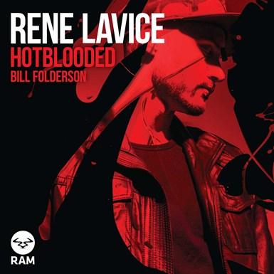 Hot Blooded / Bill Folderson artwork