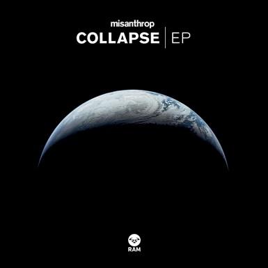 Collapse EP artwork