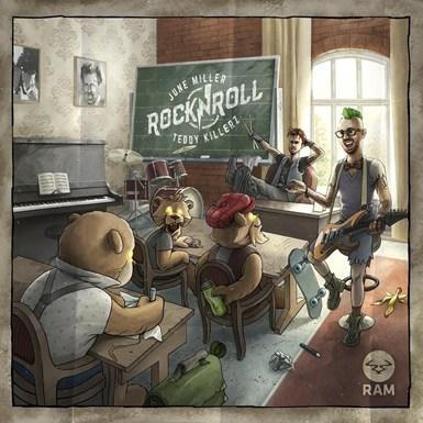RocknRoll / Wildlife artwork