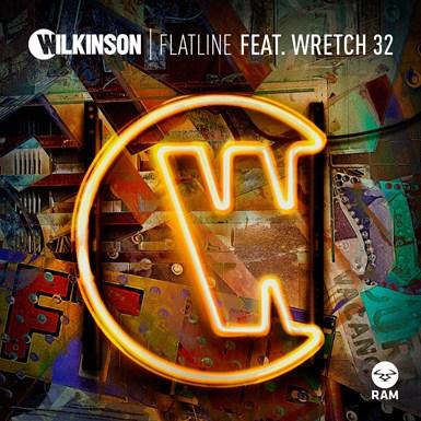 Flatline Feat. Wretch 32 artwork