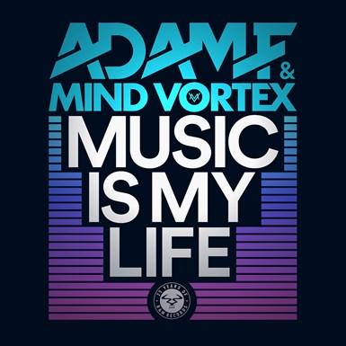 Music Is My Life artwork