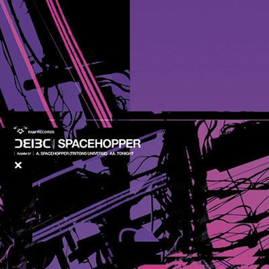 Space Hopper artwork