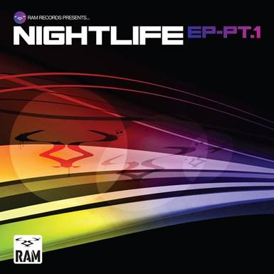Nightlife EP Pt. 1 artwork