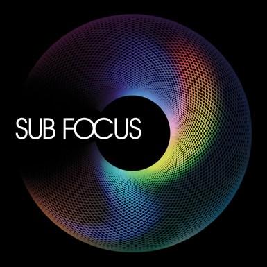 Sub Focus artwork