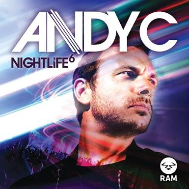 Andy C Nightlife 6 [Mix CD] artwork