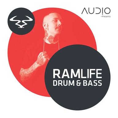 Audio presents RAMlife Drum & Bass [Mix CD] artwork