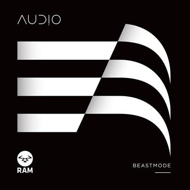 Beastmode CD artwork