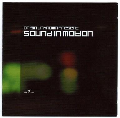 Origin Unknown Present Sound In Motion  artwork