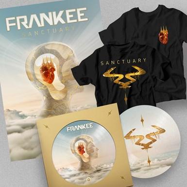 Frankee - Sanctuary Album Bundle artwork
