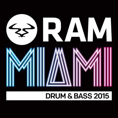 RAMiami Drum & Bass 2015 [Mix CD] artwork