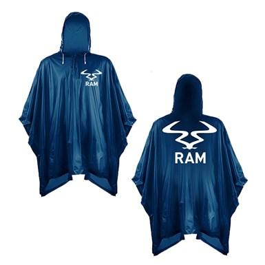 RAM Poncho [Blue] artwork