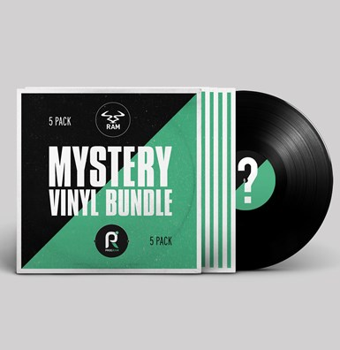 5 Pack - Ram & Program Mystery Vinyl Bundle artwork