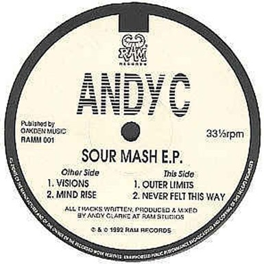 Sour Mash EP artwork