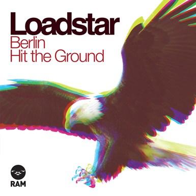 Berlin / Hit The Ground artwork
