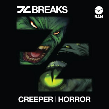 Creeper / Horror artwork