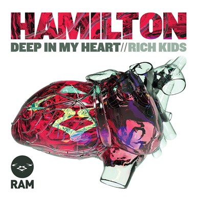 Deep In My Heart / Rich Kids artwork