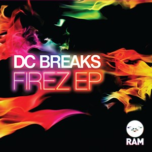 Firez EP artwork