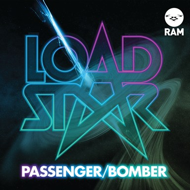 Passenger / Bomber artwork