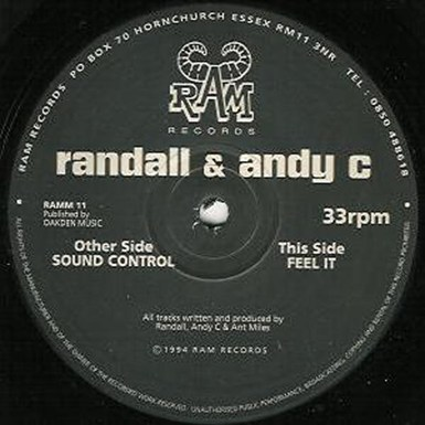 Sound Control artwork