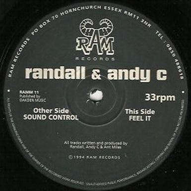 Sound Control artwork