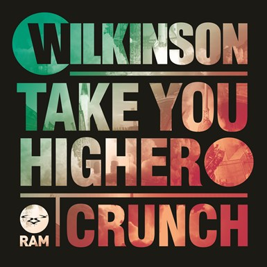 Take You Higher / Crunch artwork