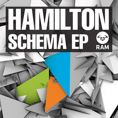 Schema EP artwork