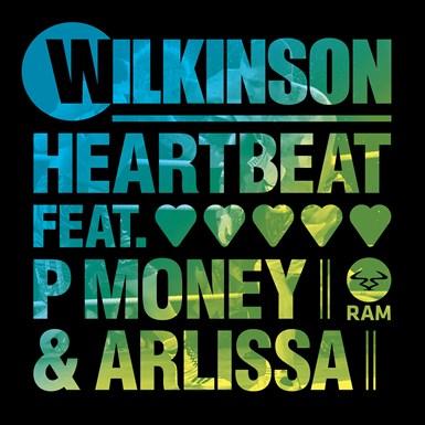 Heartbeat Feat. P Money & Arlissa artwork