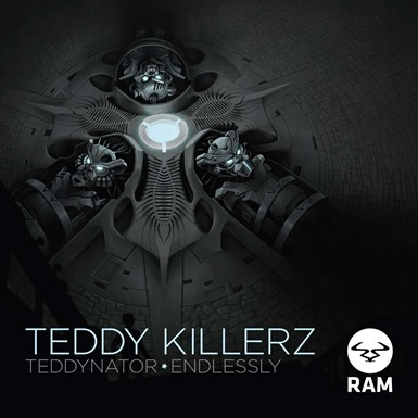 Teddynator / Endlessly artwork