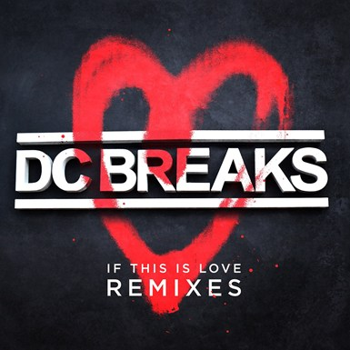 If This Is Love Remixes artwork