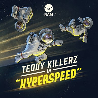 Hyperspeed EP artwork