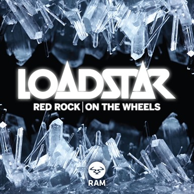 Red Rock / On The Wheels artwork