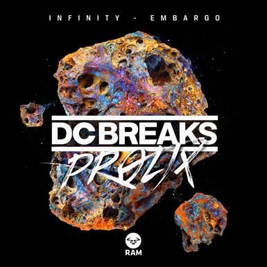 Infinity / Embargo artwork