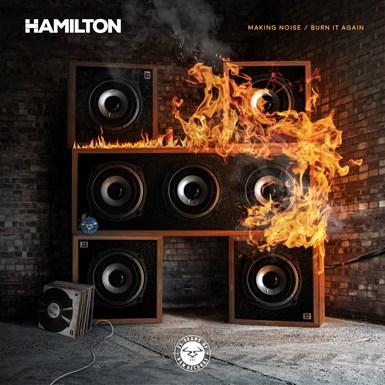 Making Noise / Burn It Again artwork
