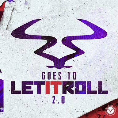 RAM Goes to Let It Roll 2.0 EP artwork